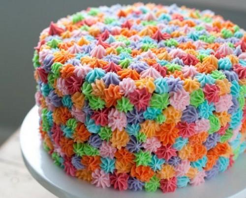 как украсить торт -15