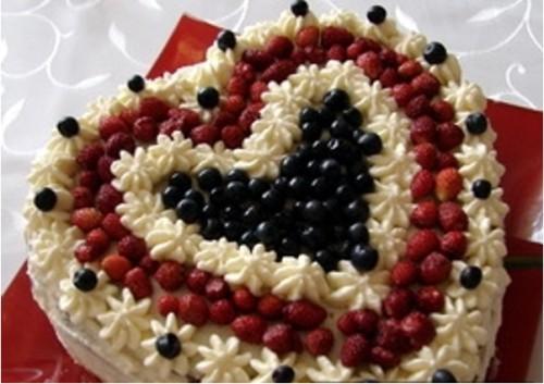 как украсить торт -18