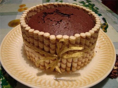 как украсить торт-19