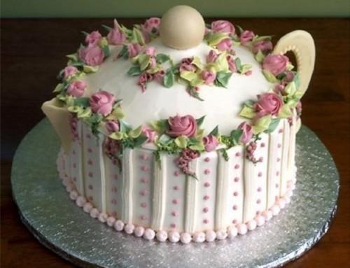как украсить торт -21
