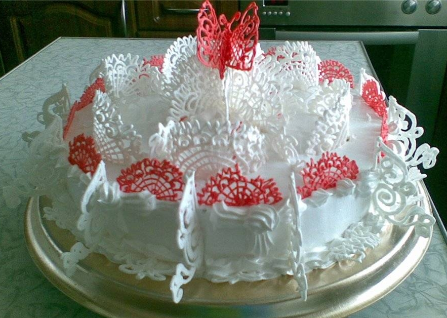 Крем на торт своими руками