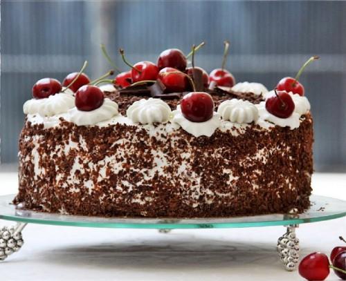 как украсить торт-24