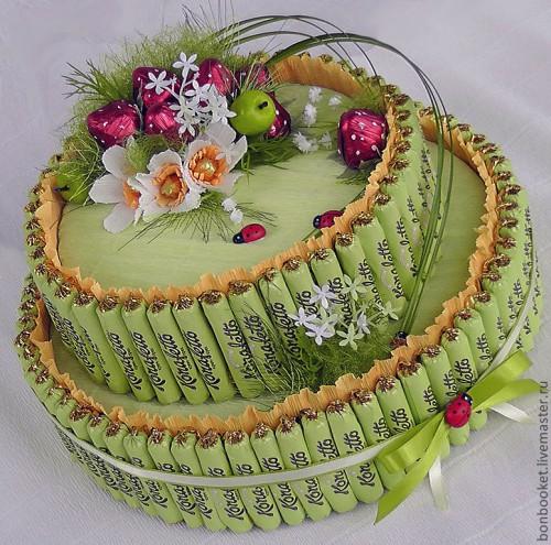 как украсить торт -17