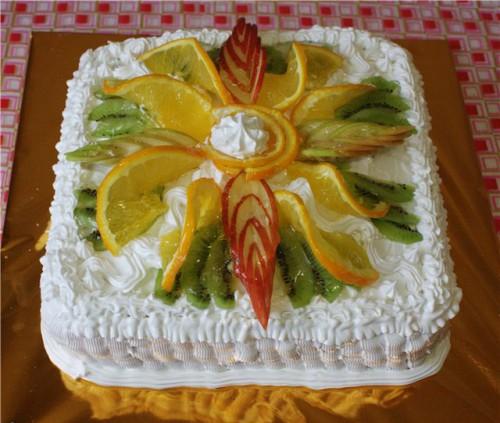 как украсить торт -19