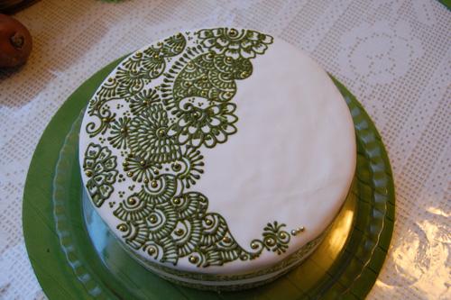 как украсить торт -20