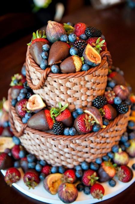 как украсить торт -23