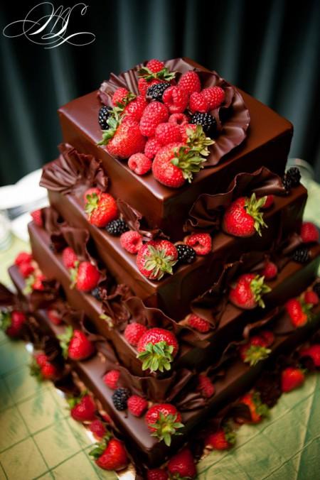 как украсить торт -24
