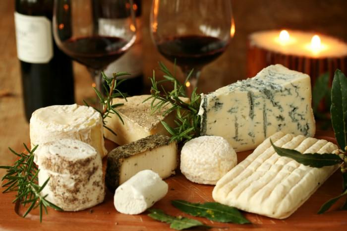 вино и сыр -13