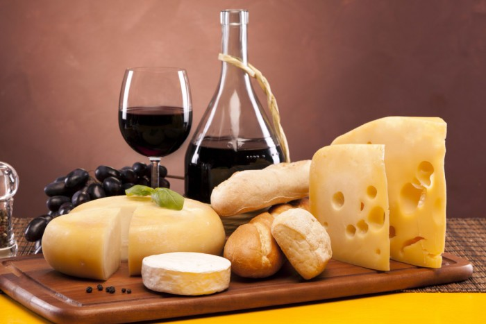 вино и сыр -14