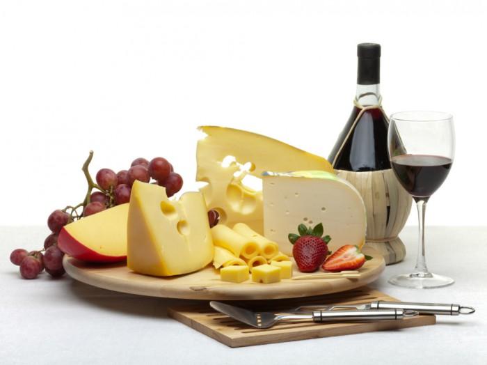 вино и сыр -16