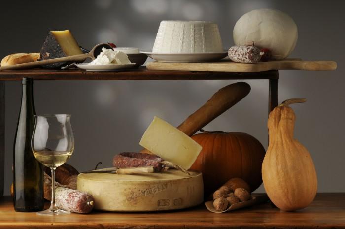 вино и сыр -17