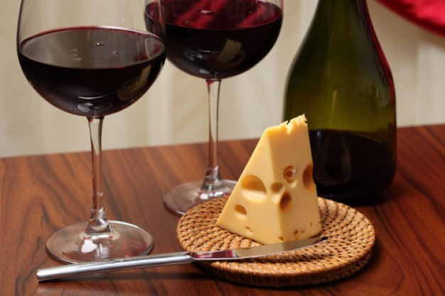 вино и сыр -18