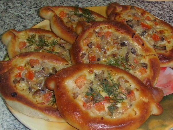 пирожки рецепт с фото
