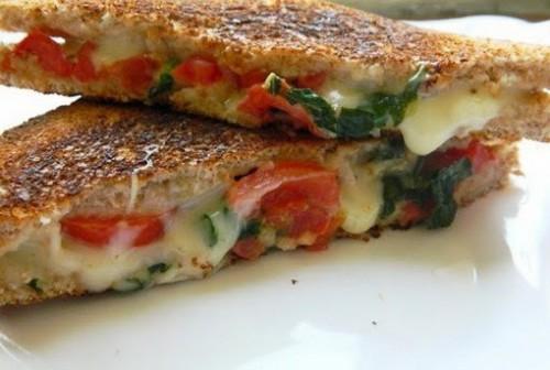 бутерброды рецепты сэндвич сырный