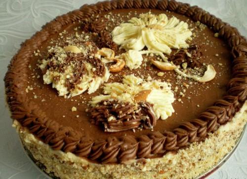 торты рецепты торт Киевский