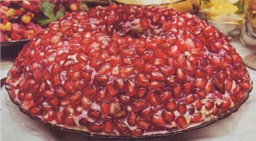 рецепты салатов салат рубиновый