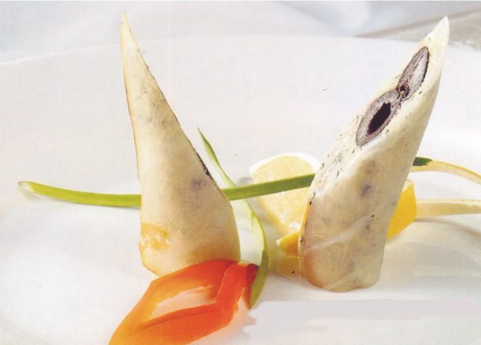 рыба рецепты рулет по-царски