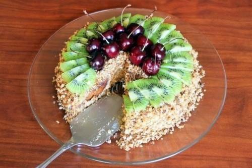 торты рецепты торт из пряников