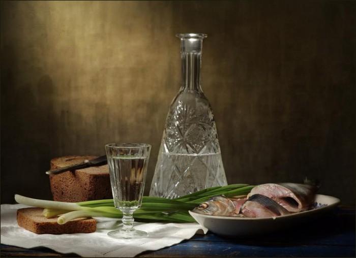 водка и закуска фото - 05