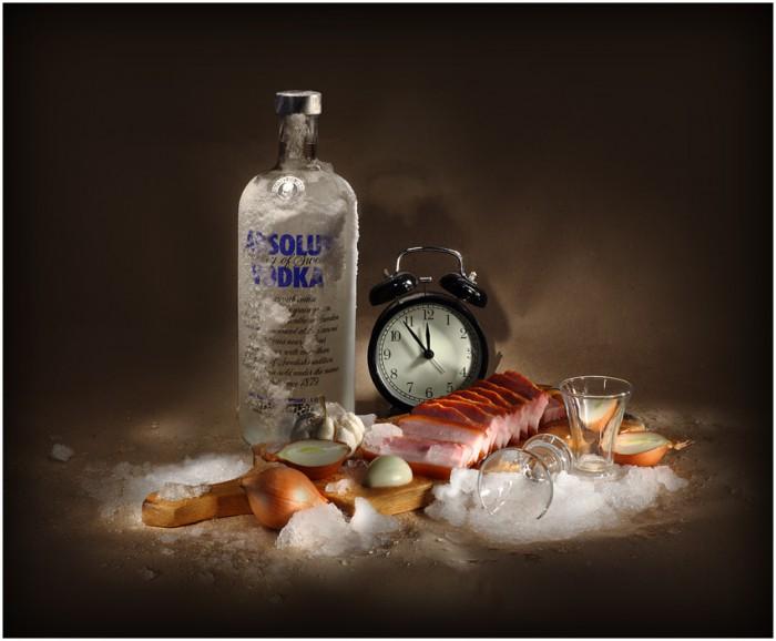 водка и закуска фото - 19