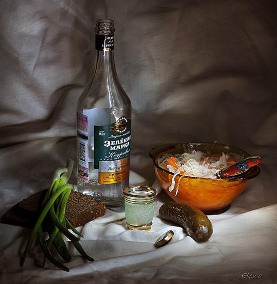водка и закуска фото - 30