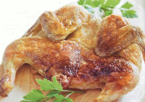 рецепты из курицы цыпленок табака