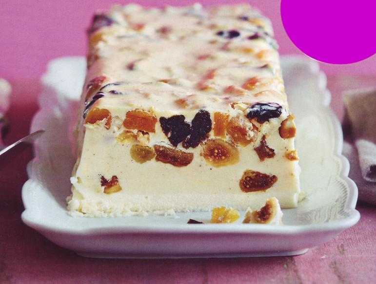как приготовить десерт парфе