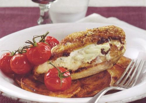 рецепты из курицы грудки с сыром