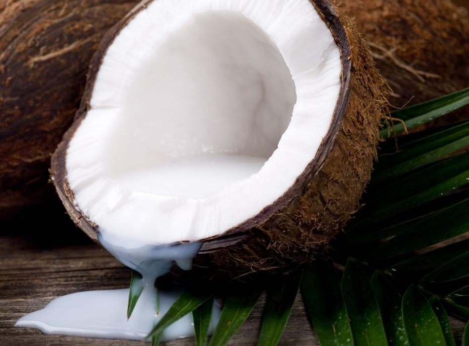 Как приготовить кокосовое молоко из кокосовой стружки