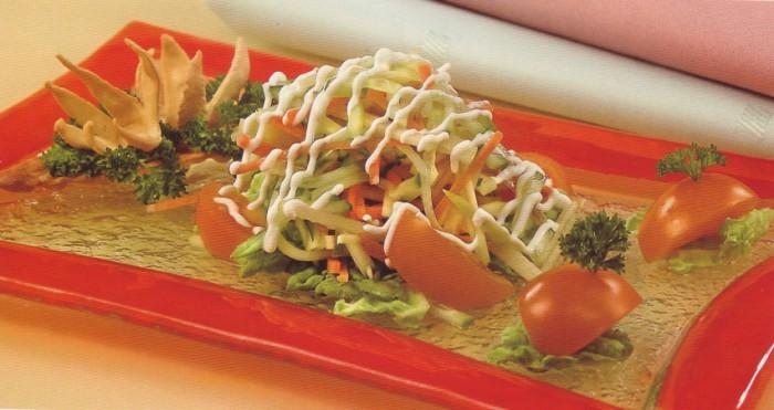 рецепты салатов На здоровье