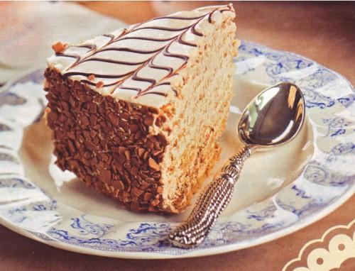 Торт Эстерхази рецепты тортов