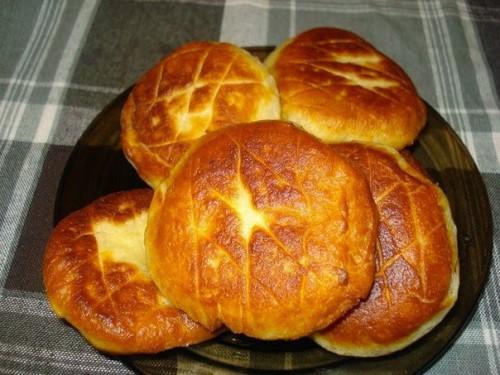 пирожки по-деревенски