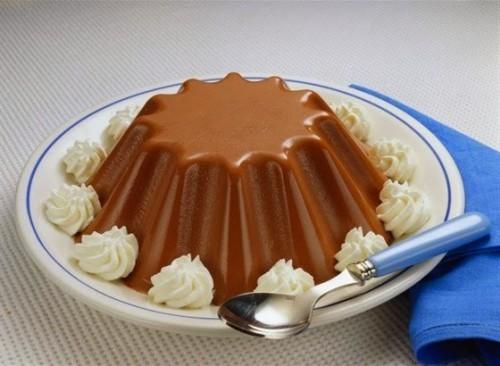 десерты бламанже Нежный шоколад