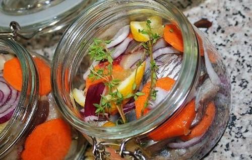рецепт маринада сладкая рыбка