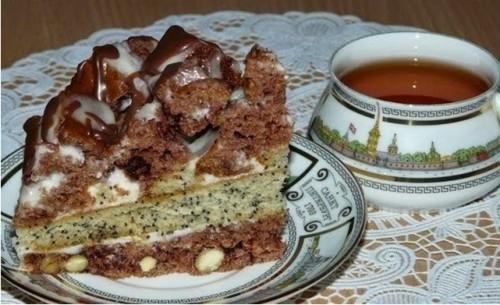 рецепты тортов торт Екатерина