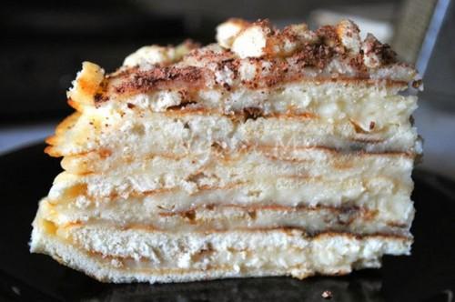 рецепты тортов Сладкое мгновение