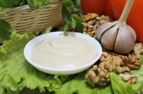 соусы рецепты ореховый сосус