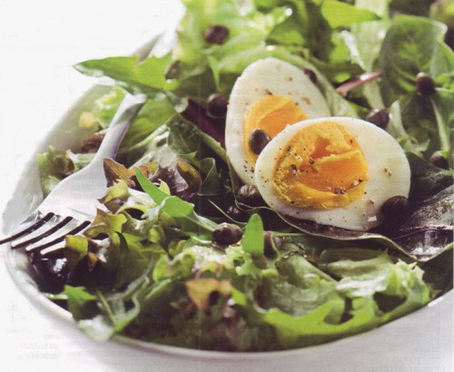 рецепты салатов салат из одуванчика
