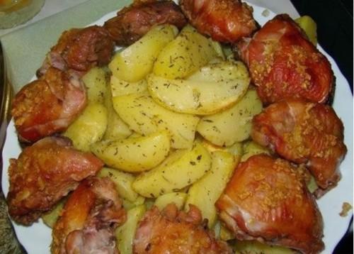 рецепты из курицы Просто объедение