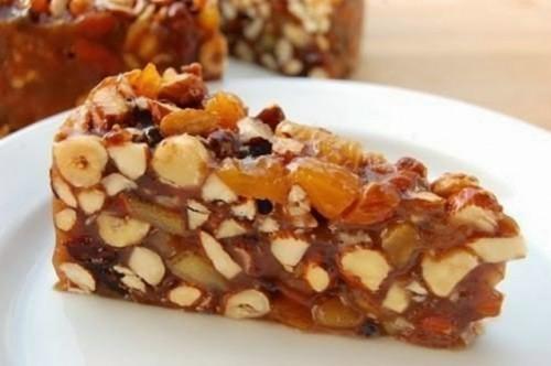 пироги рецепты Панфорте