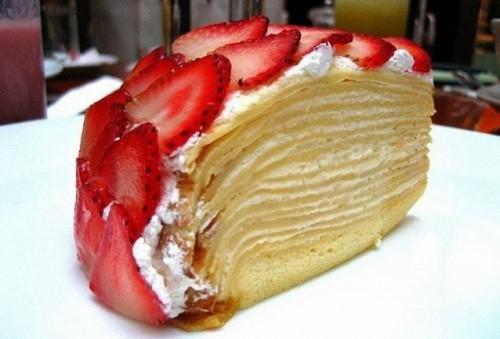 рецепты тортов торт Бабушкина земляника - 01