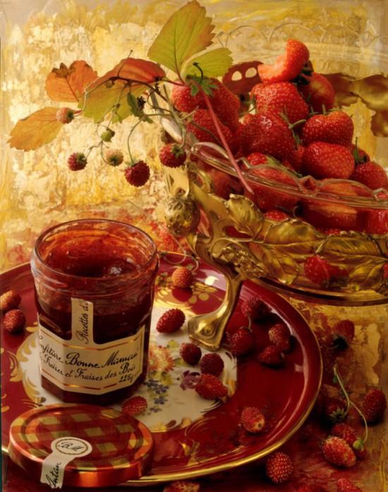 красивые натюрморты François Gillet - 07