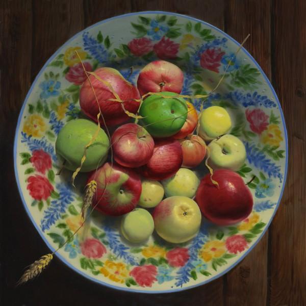 яблочный спас -16