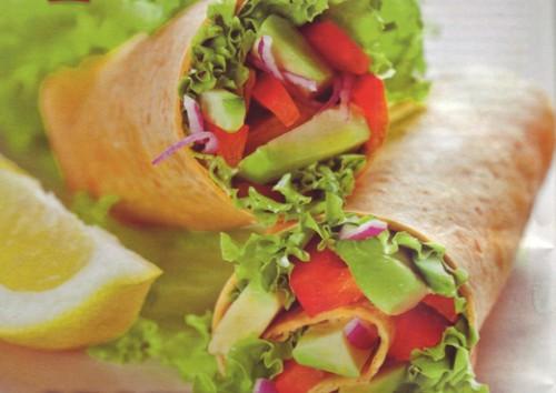овощное буррито