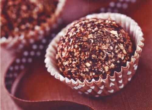 домашшние конфеты Кокосовый рай
