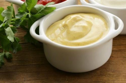 соус сливочно-горчичный