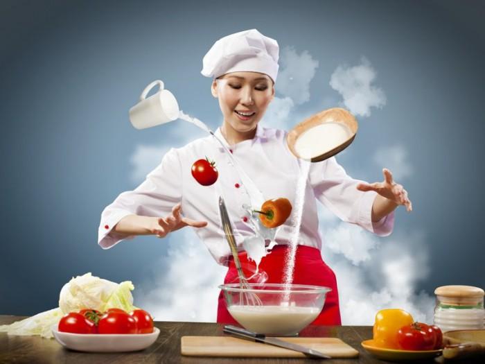 для начинающих поваров - 01
