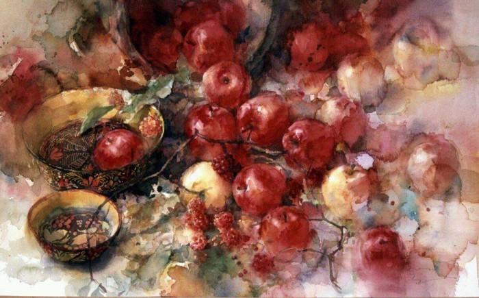 яблочный спас -11