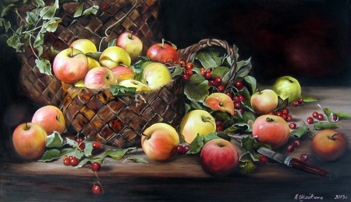 яблочный спас -03