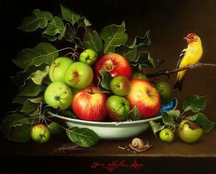 яблочный спас -04